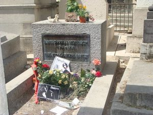 The Pere Lachaise Cemetery