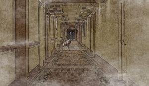 A Hallway Haunting