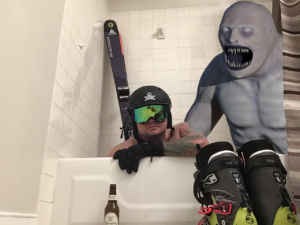 The Ghoul In My Bath